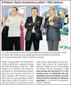 Salons d'automne et du Marque page dans Vie du CAR salon-2011-251x300
