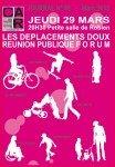 Forum citoyen : Déplacements doux dans Forum citoyen 98-104x150