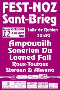 Grand fest-noz annuel organisé par Skol Diwan Sant-Brieg dans Les Ecoles affiche-fest-noz-Diwan-Sant-Brieg-2012-200x300